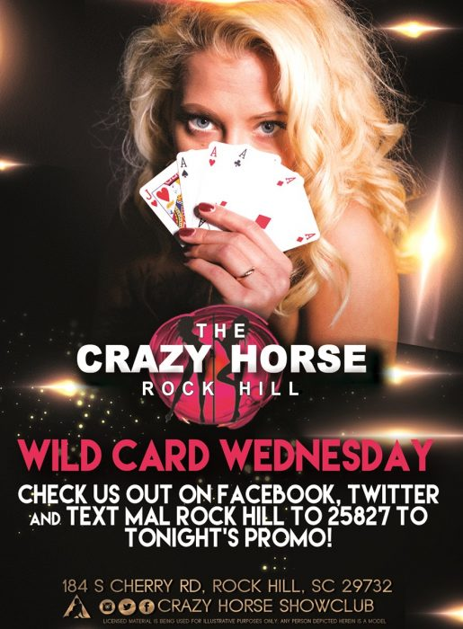 (Copy) Wild Card Wednesday