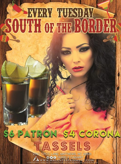 (Copy) Tuesday-southBorder